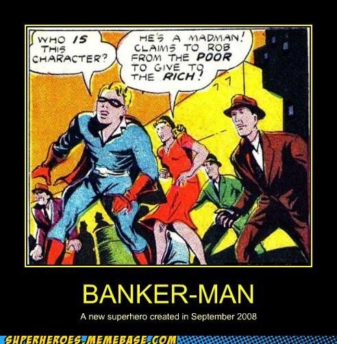 banker-man hood robber robin Super-Lols - 5742420224