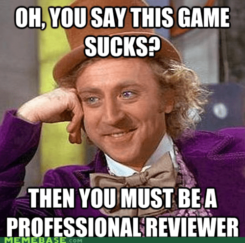 game Memes review sucks