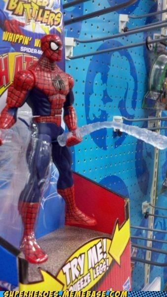 eww no no tubes Random Heroics Spider-Man wtf - 5742507520