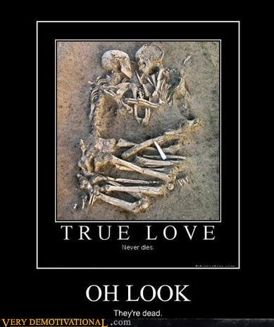 dead hilarious look love Oh skeleton - 5742535168