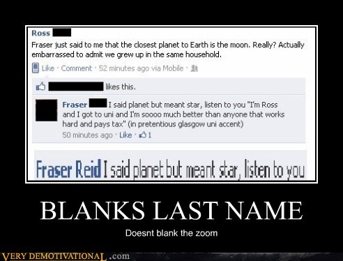blank facebook idiots last name wtf - 5742751488