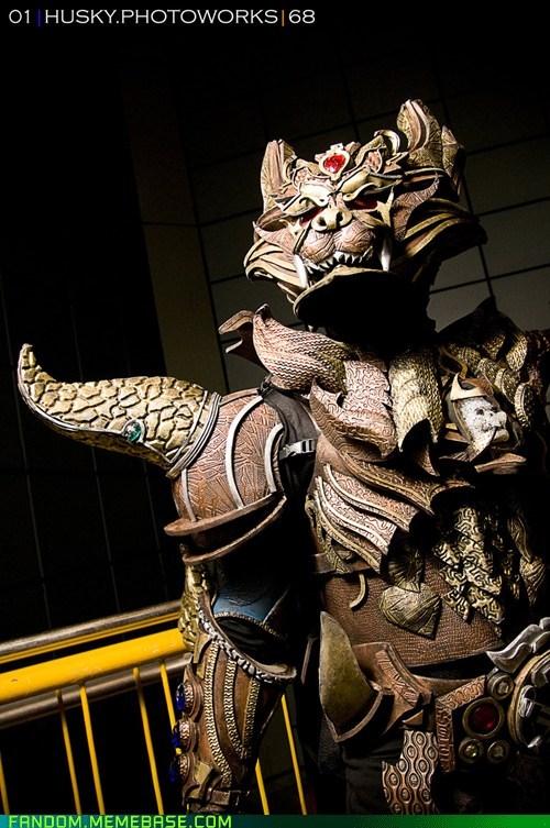 cosplay garo kiba tokusatsu - 5742763264