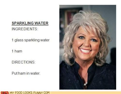 cooking,ham,paula deen,recipe,water