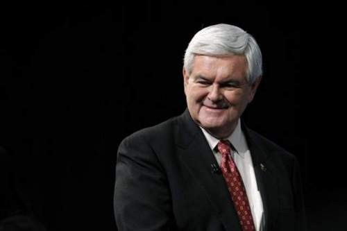 2012 Presidential Race Moon Base newt gingrich Promising The Moon