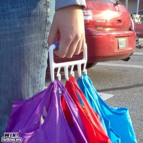 bag,clever,contraption,invention,shopping