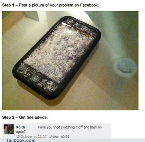 iphone oops tech support your friends are laughing at you - 5742961408
