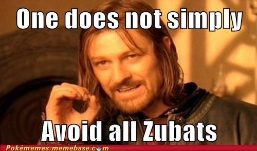 best of week,meme,Memes,one does not simply,repel,zubats