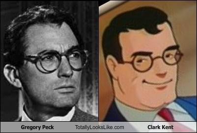 Clark Kent funny gregory peck TLL - 5744710656