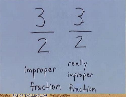 fractions,fun bags,IRL,math,that looks naughty