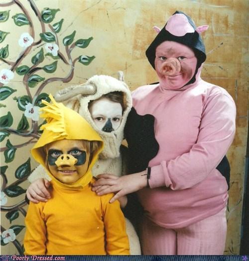 animal farm bad cosplay cosplay george orwell - 5746340096