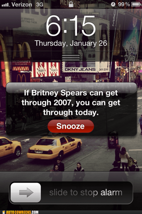 alarm britney spears morning wake up - 5746537728