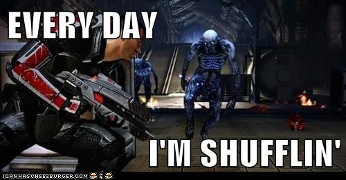 commander shepard every-day-im-shuffling mass effect Party Rock Anthem - 5746871552