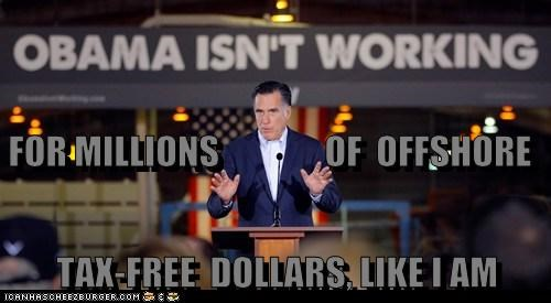 barack obama Mitt Romney political pictures - 5746885376