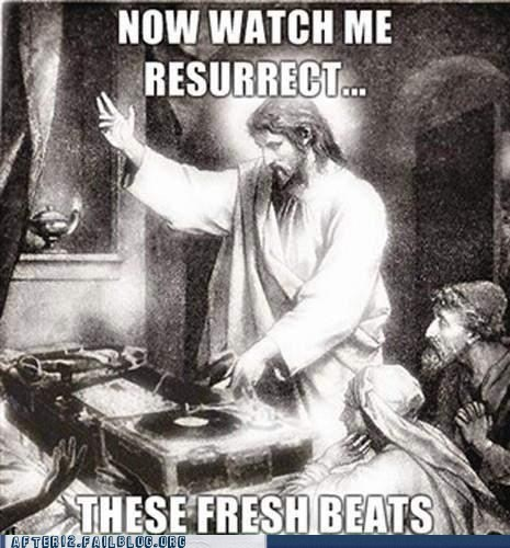 beats club disco dj drop it jesus