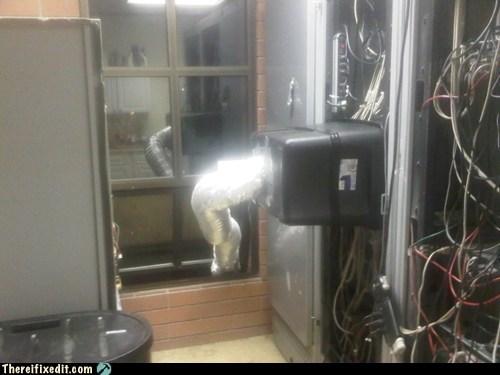 bin bucket cooling server servers trash can vent - 5747194112