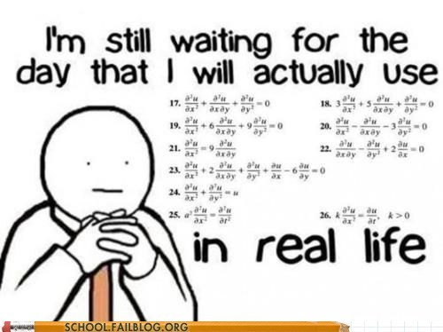 calculus,Hall of Fame,lines,math,real life,squiggles,waiting