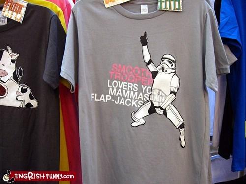 george lucas smooth trooper star wars - 5747677440