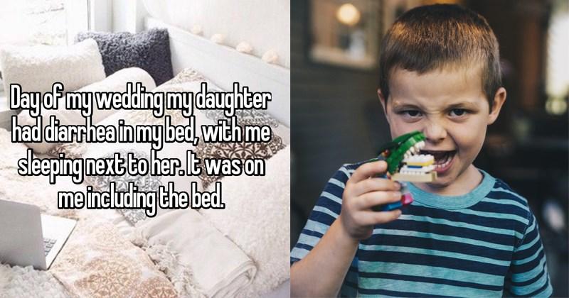 parenting is hard kids gross whisper confessions whisper devil children misbehaving parenting children - 5747973