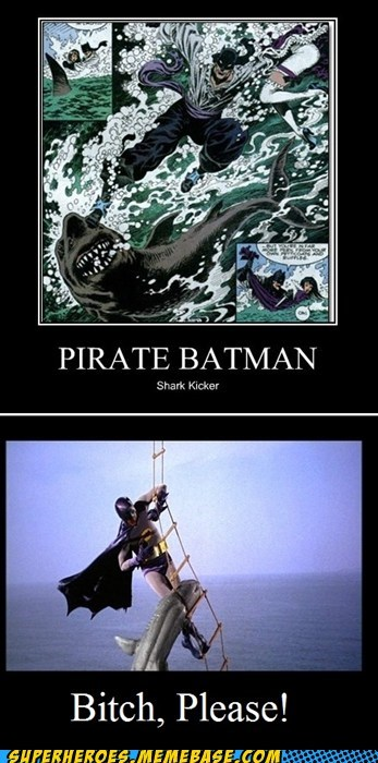 batman,kick,repellent,shark,Super-Lols