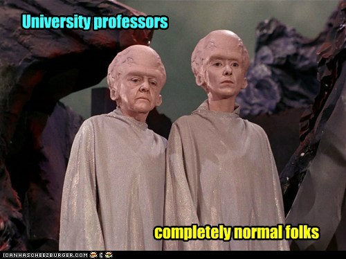 brain normal professor Star Trek the cage university - 5748103936