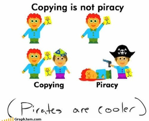REAL Piracy , way more awsome