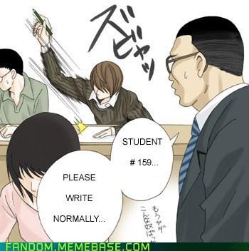 anime best of week death note Fan Art manga - 5749263104