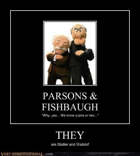 statler muppets Waldorf funny - 5749824256