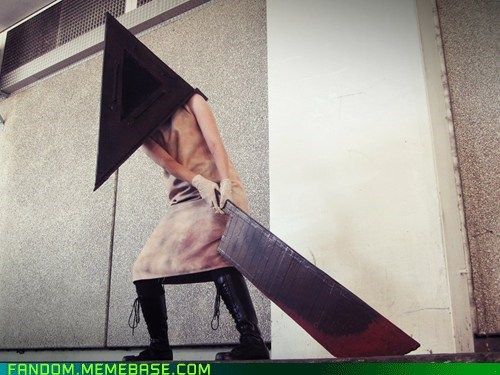 cosplay pyramid head silent hill video games - 5750415360