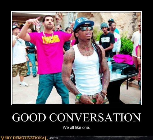 conversation,lil wayne,yelling,wtf