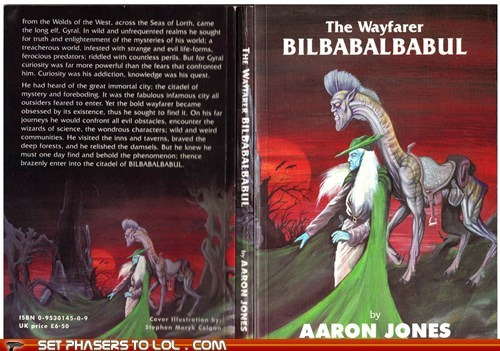 book covers books cover art elf giraffes punk science fiction wtf - 5751014656