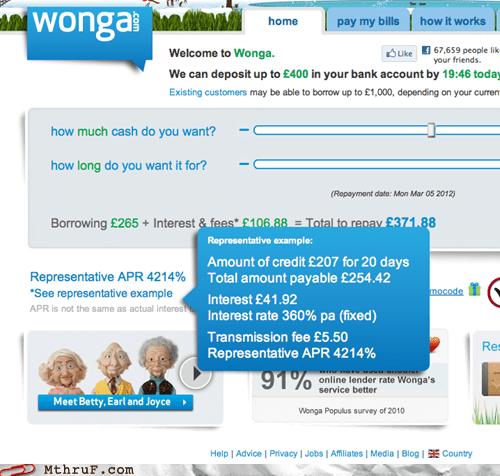 payday loans,Western Sky,Wonga