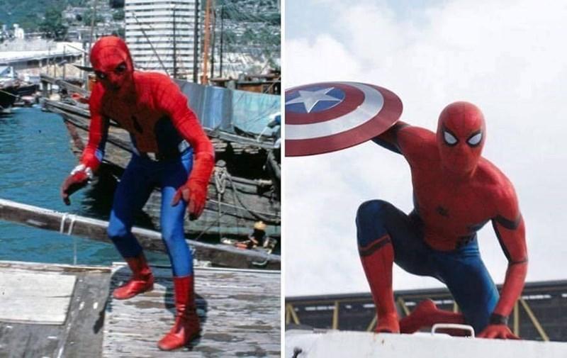superheroes hollywood