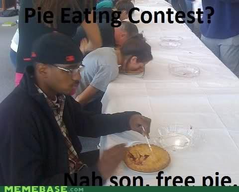 contest,Memes,payment,pie
