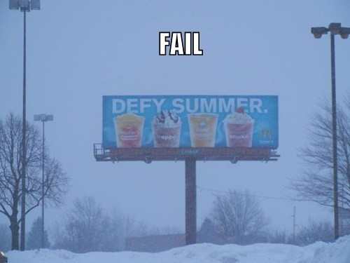 billboard irony McDonald's - 5751591424
