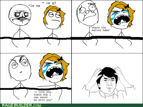 Jackie Chan,Rage Comics,relationships,wtf