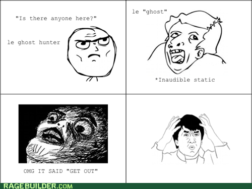 genius ghosts Jackie Chan Rage Comics wtf - 5752118784