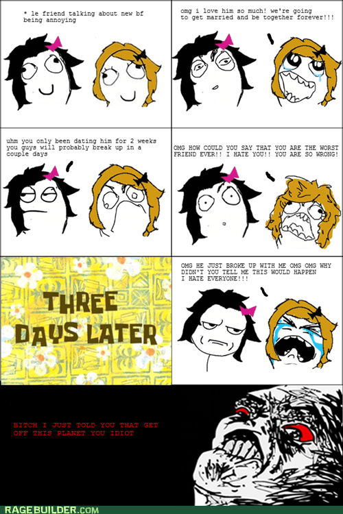 are you kidding me Rage Comics relationships women - 5752256000