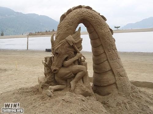 art beach design ocean sand sand sculpture sculpture - 5752369408