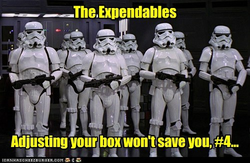 adjusting box expendable save star wars stormtrooper - 5752573696
