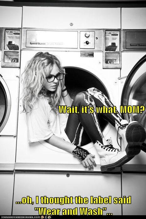 clothes dryer washer weird kid - 5752687872