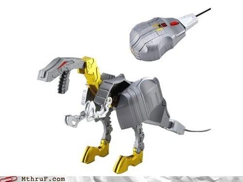 dinosaurs,mouse,office swag,transformers