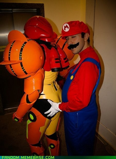 cosplay mario samus video games - 5753356800
