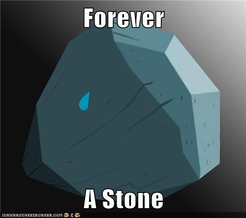 Forever  A Stone