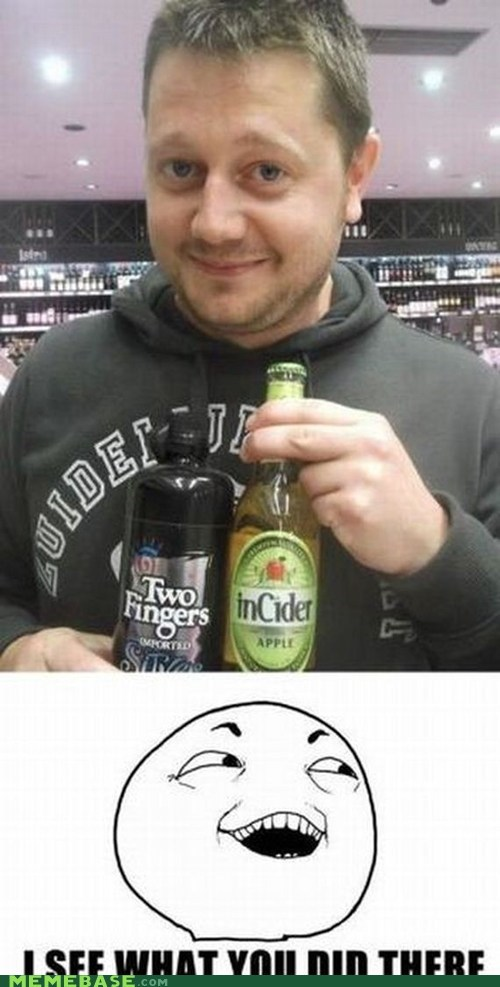 cider,fingers,inside,Rage Comics