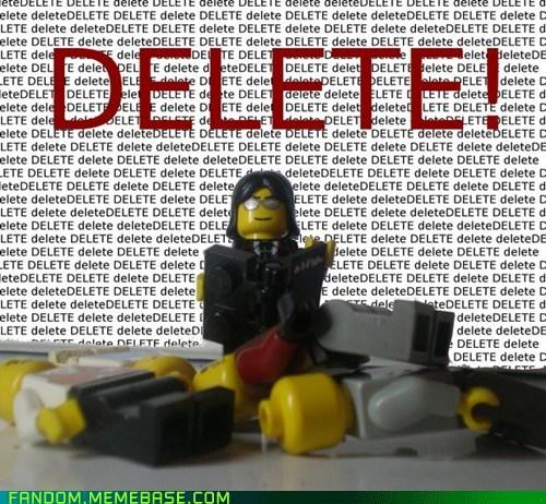 best of week death note delete Fan Art legos - 5754088704
