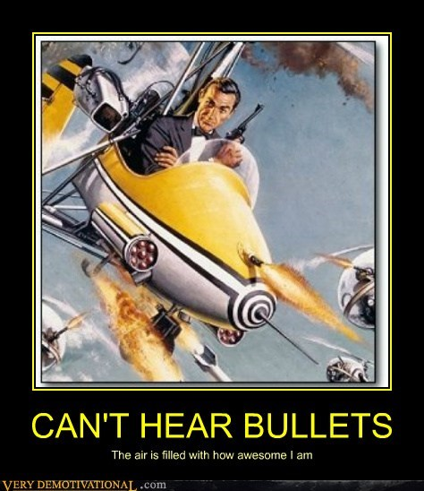 air bullets james bond Pure Awesome