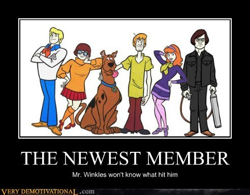 hilarious memeber No Country For Old Men scooby doo - 5754493184