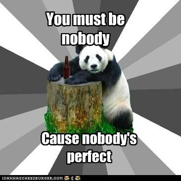 flirting nobody panda perfect perfection Pickup Line Panda pickup lines - 5755971328