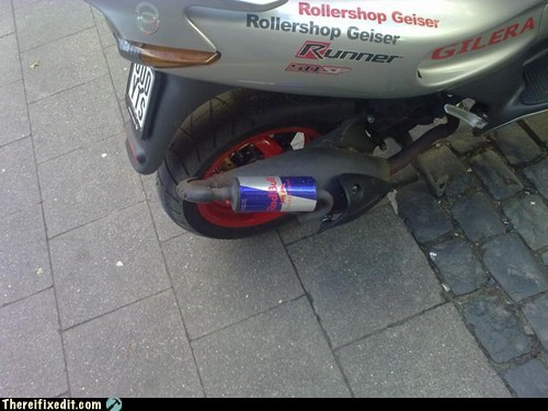 can,dual use,motorcycle,red bull