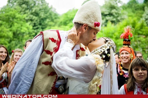 bulgaria bulgarian funny wedding photos traditional - 5757548544
